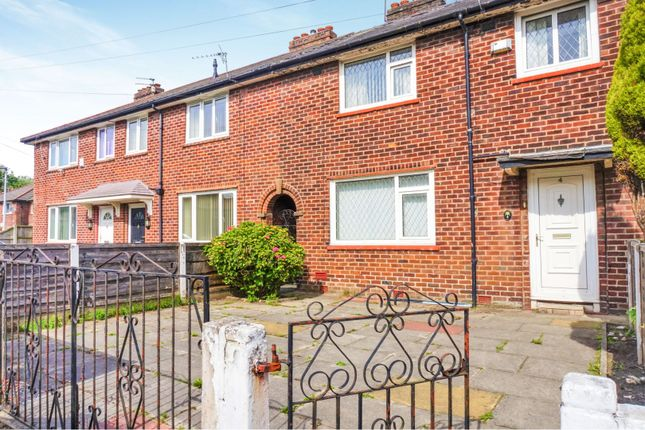 Thumbnail Terraced house for sale in Lindeth Avenue, Manchester