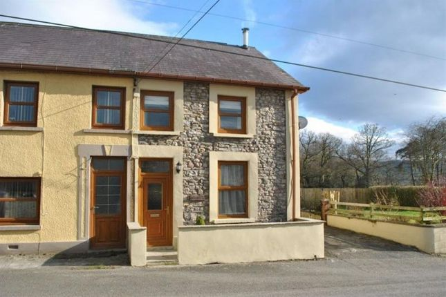 Thumbnail Property to rent in Cwmifor, Llandeilo