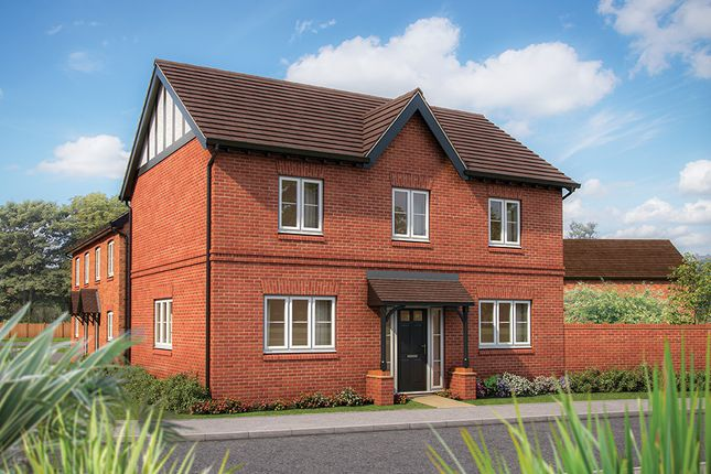 "Thumbnail Detached house for sale in ""The Chestnut"" at Warwick Road, Kenilworth"