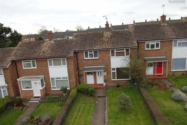 Thumbnail Terraced house for sale in Jerounds, Harlow, Essex