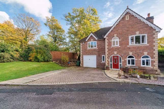 Thumbnail Detached house for sale in Woodcott Bank, Bolton