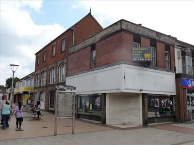 Thumbnail Retail premises to let in 83 High Street, Scunthorpe, North Lincolnshire