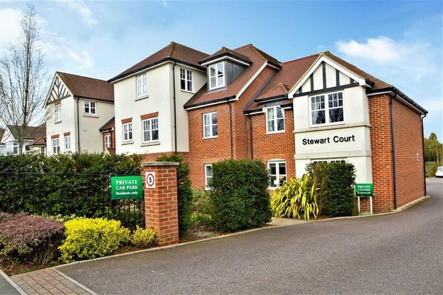 Thumbnail Flat for sale in Stewart Court, High Street, Epping