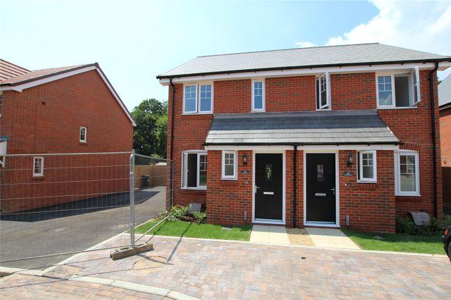 Thumbnail Semi-detached house for sale in Lobelia Drive, West Durrington, Worthing, West Sussex