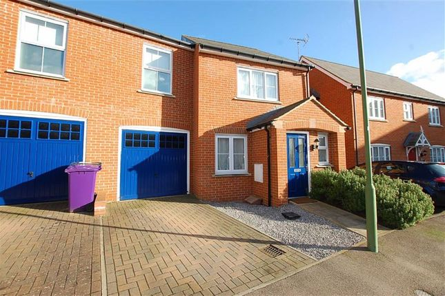Thumbnail Terraced house to rent in Cotswold Drive, Stevenage, Herts