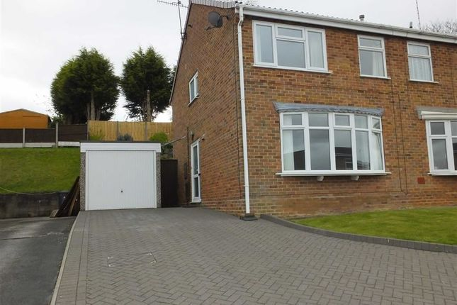 Thumbnail Detached house to rent in Field Rise, Burton On Trent, Staffs