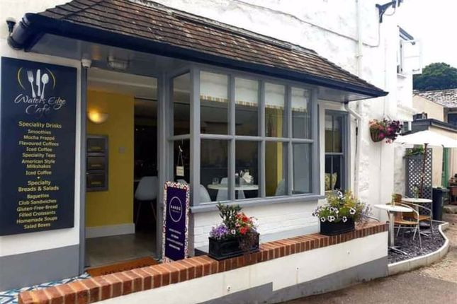 Thumbnail Restaurant/cafe for sale in Watersedge Cafe And Takeaway, 19, Coombe Street, Lyme Regis, Dorset
