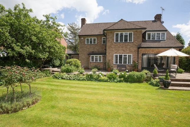 Thumbnail Detached house for sale in Broad Lane, Tanworth-In-Arden, Solihull