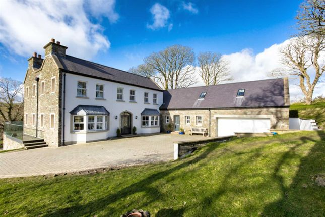 Thumbnail Detached house for sale in Mullinaragher Road, Santon, Isle Of Man