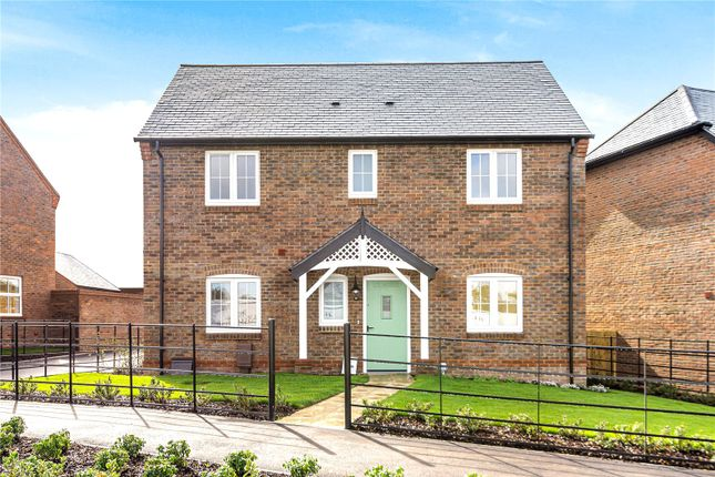 Thumbnail Detached house for sale in Bishops Meadow, Winchester Road, Bishops Waltham, Southampton
