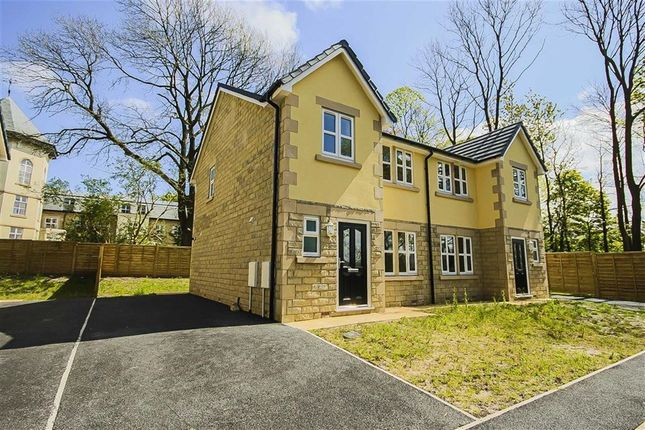 3 bed semi-detached house for sale in Barkerhouse Road, Nelson, Lancashire