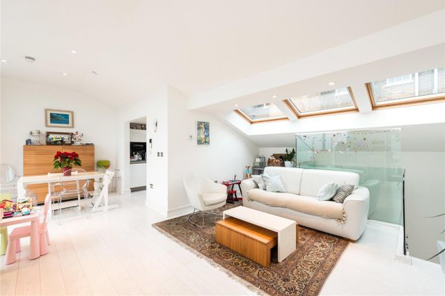 Thumbnail Terraced house for sale in Sunny Mews, London