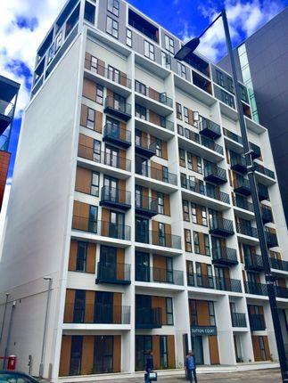 Thumbnail Flat for sale in 9 Sutton Court Road, Sutton
