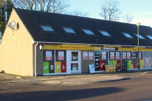 Retail premises for sale in Premier Store, Retail Park, Dornoch