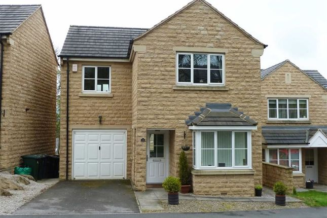 Thumbnail Detached house for sale in Saxilby Road, East Morton, West Yorkshire