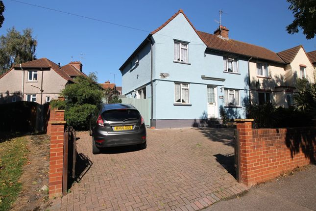 Thumbnail Semi-detached house for sale in Pinhoe Road, Exeter