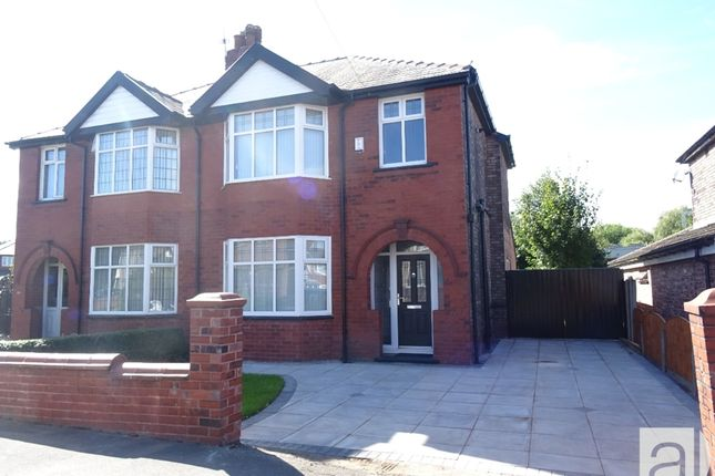Thumbnail Semi-detached house for sale in Knowsley Road, Eccleston, St. Helens