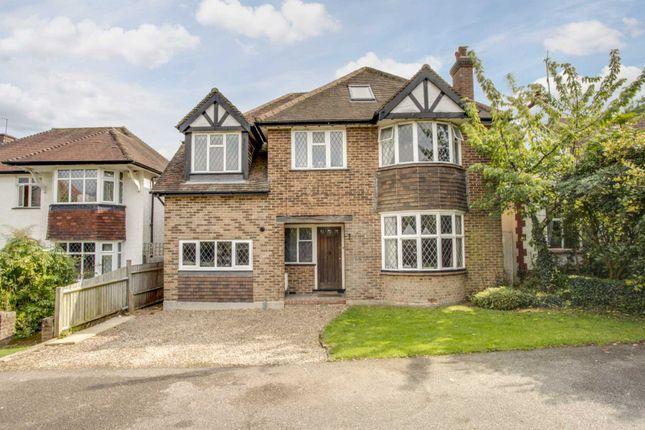 Thumbnail Detached house for sale in Avenue Rise, Bushey