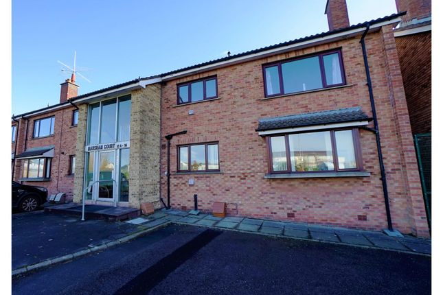 Thumbnail Flat for sale in Cotswold Drive, Bangor