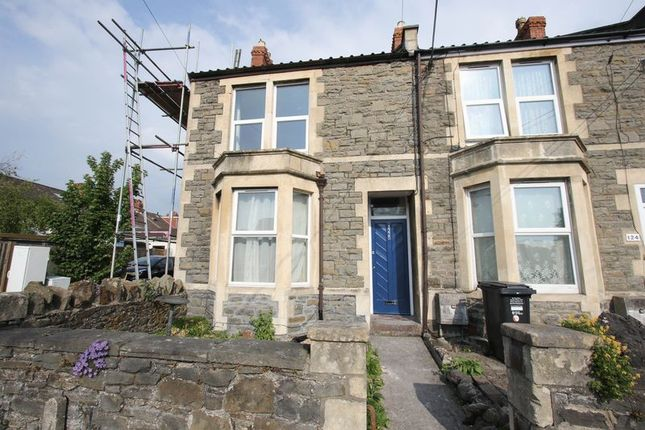 Thumbnail Flat to rent in Kenn Road, Clevedon