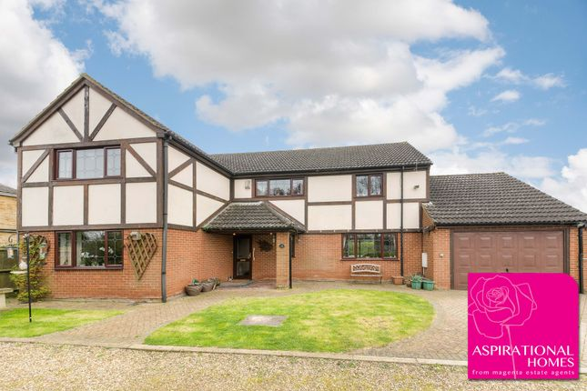 Thumbnail Detached house for sale in Marshalls Road, Raunds
