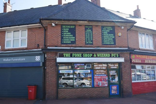 Retail premises for sale in The Fone Shop & Wizards Pc's, 5 St Anthonys Road, Walker