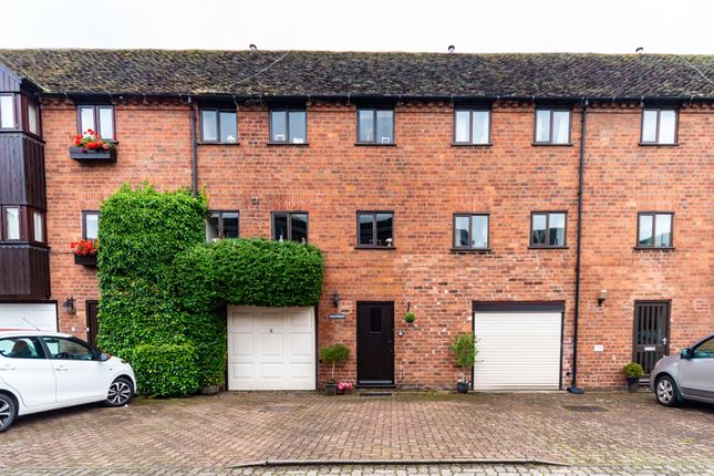 Thumbnail Terraced house for sale in Severn Quay, Bewdley