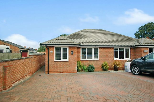 Thumbnail Semi-detached bungalow for sale in Broadway East, Abington, Northampton