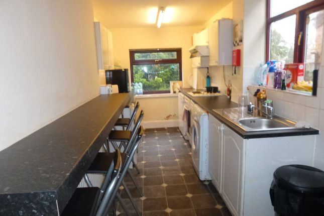 Thumbnail Semi-detached house to rent in Heyscroft Road, Withington, Manchester