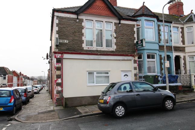Thumbnail Flat for sale in Brithdir Street, Cathays, Cardiff