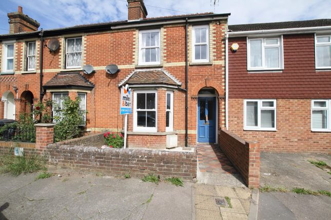 Thumbnail Terraced house for sale in Oxford Road, Canterbury