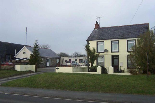 Thumbnail Farm for sale in Llanteg, Narberth, Pembrokeshire