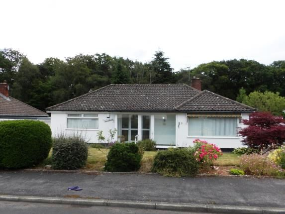 Thumbnail Bungalow for sale in Rhodesway, Wirral, Merseyside