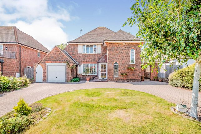 Thumbnail Detached house for sale in Aldsworth Avenue, Goring-By-Sea, Worthing