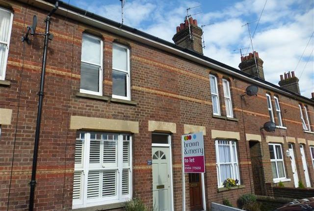 Thumbnail Terraced house to rent in Phoenix Business Centre, Higham Road, Chesham