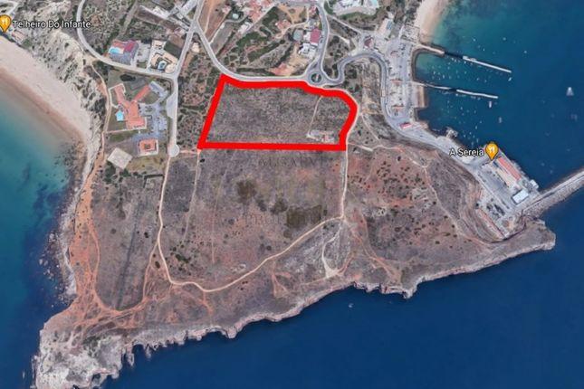 Thumbnail Land for sale in Sagres (Centro), Vila De Sagres, Vila Do Bispo