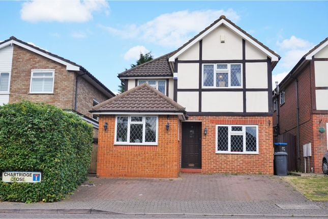 Thumbnail Detached house for sale in Chartridge Close, Bushey