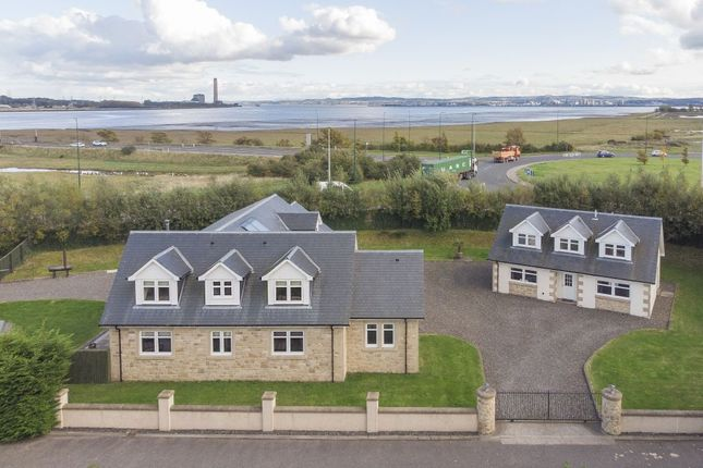 Thumbnail Detached house for sale in Higgins Neuk, South Approach Road, Kincardine