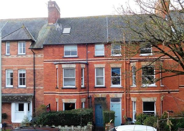Thumbnail Terraced house for sale in Parkfield Way, Topsham, Exeter