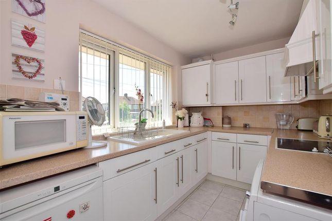 Kitchen of Margaret Way, Ilford, Essex IG4