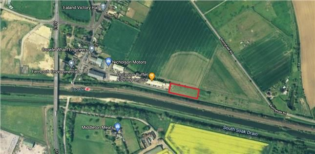 Land to let in Land Ealand Industrial Estate, Ealand, Crowle, North Lincolnshire