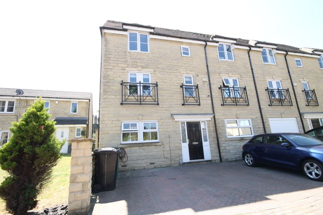 Thumbnail Semi-detached house for sale in Cairn Avenue, Guiseley, Leeds