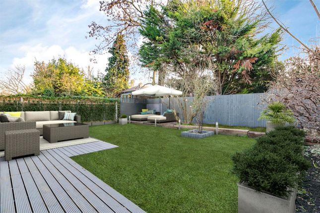 Garden of Boileau Road, Barnes, London SW13