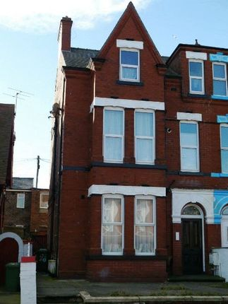Thumbnail Flat to rent in Let STC...1 Bed Gff, Flat 7, 98 Trinity Road, Bridlington.