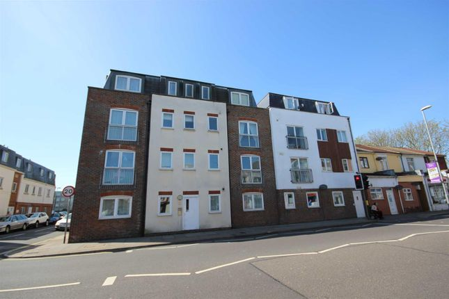 Thumbnail Flat to rent in Amber Court, 185 -187 Fratton Road, Portsmouth