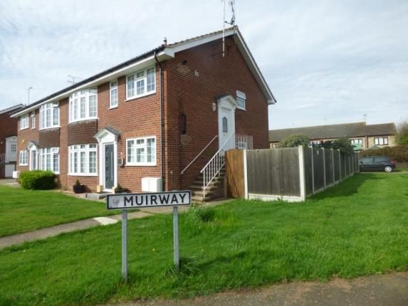 Thumbnail Maisonette for sale in Muirway, Benfleet