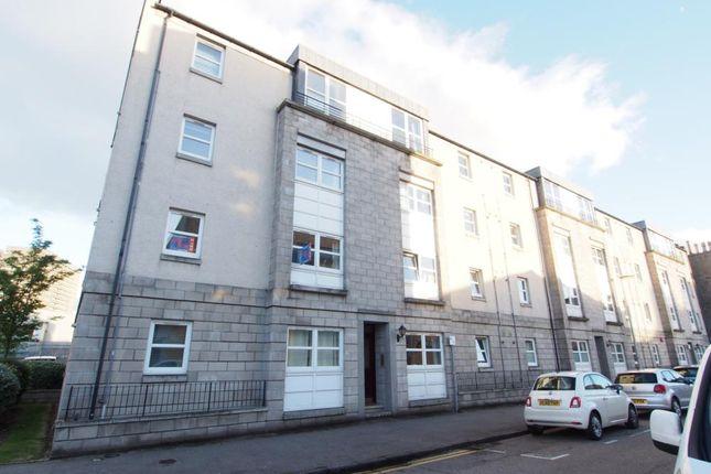 Exterior of St Stephens Court, Charles Street AB25