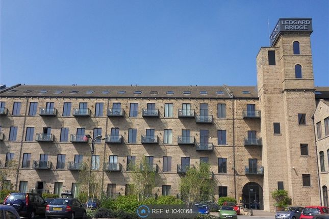 1 bed flat to rent in Ledgard Wharf, Mirfield WF14
