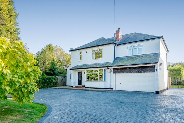 Thumbnail Detached house for sale in Field House, Dalby Avenue, Leicestershire