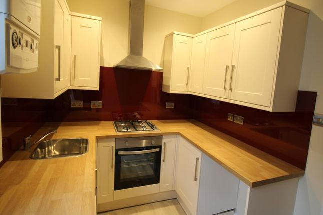 Thumbnail Flat to rent in B 14 Victoria Road West, Thornton-Cleveleys, Lancashire